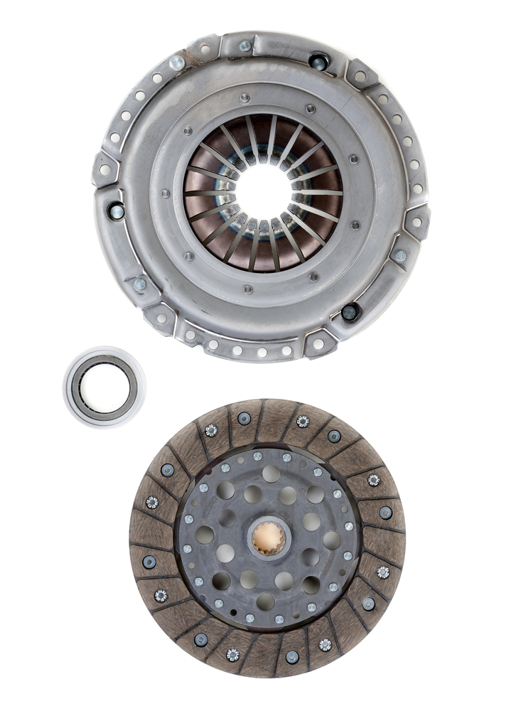 IMG-Clutch plate and disc